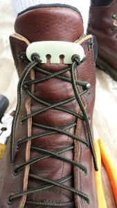 Lace Latch for workmans boots