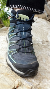 Secure your hiking boot laces with Lace Latch