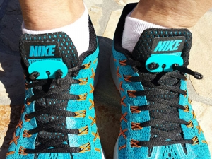 Lace Latch shoelace locking system works with all brands
