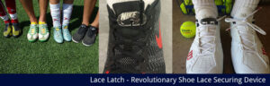 secure your laces and never tie your shoes again